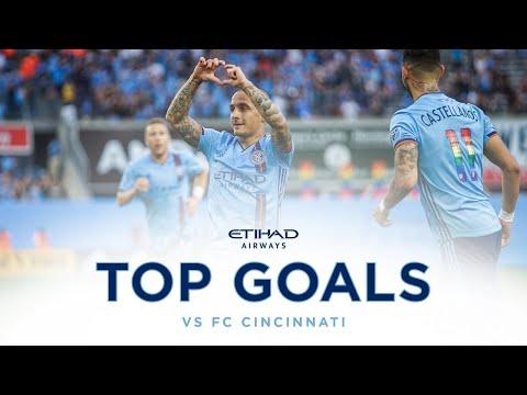 Top Goals | FC Cincinnati vs. NYCFC