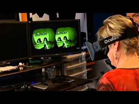 The Gallery: Six Elements / Oculus Rift Demo On National Cable.