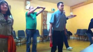 Wexford Light Opera Society Rehearsal - The