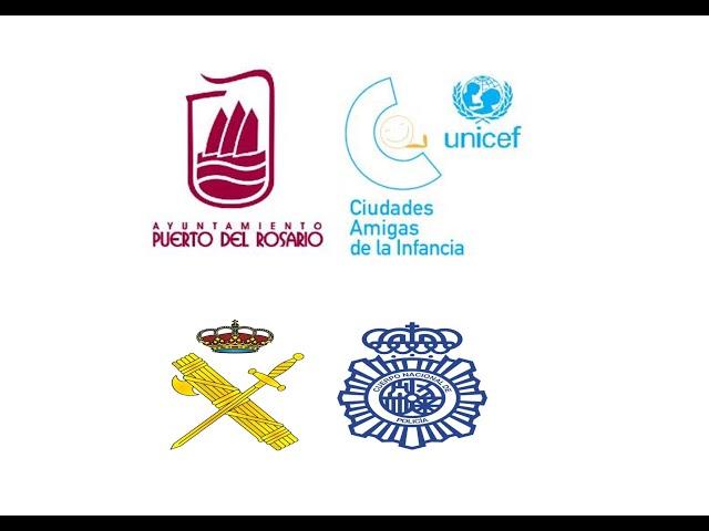 CAIniciativa de niños/as con audios emitidos en la megafonía de la Guardia Civil y Policía Nacional