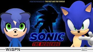 Mii Maker: How To Create Sonic The Hedgehog!