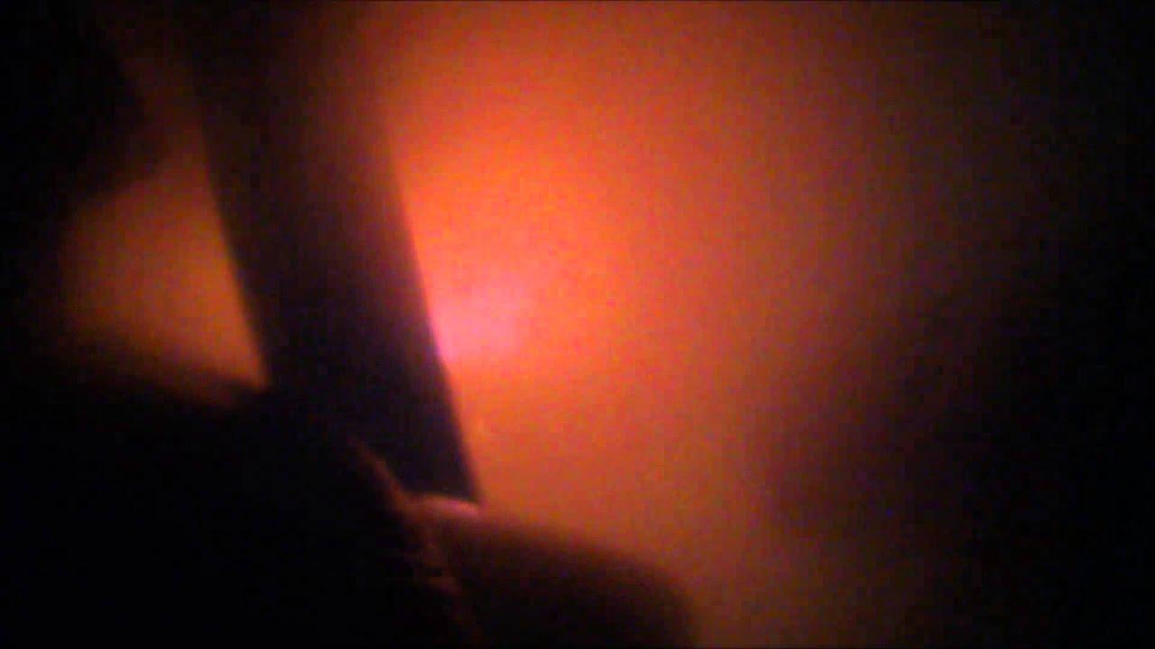Video: Helmet cam: House fire in Texas