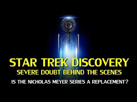 Star Trek Discovery: To Be Replaced by Nicholas Meyer's New Series?
