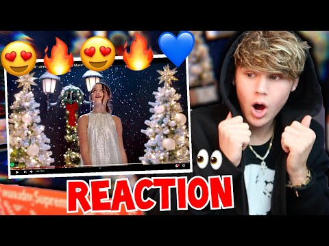 REACTING TO IT'S GONNA SNOW | Annie LeBlanc Mp3