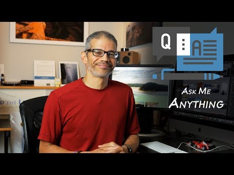 Ask Me Anything | Photography, Composition, Creativity