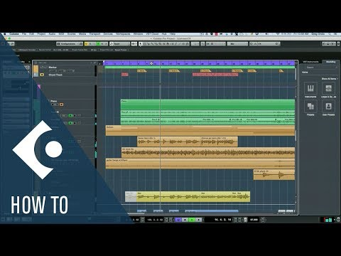 How to Work With the Transport Stop Behaviour in Cubase | Q&A with Greg Ondo