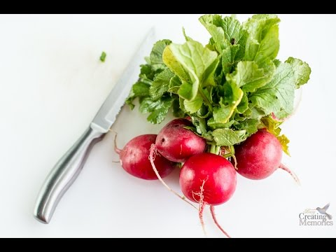 How to Store Radishes to keep them Fresh and Crisp for 1 week!