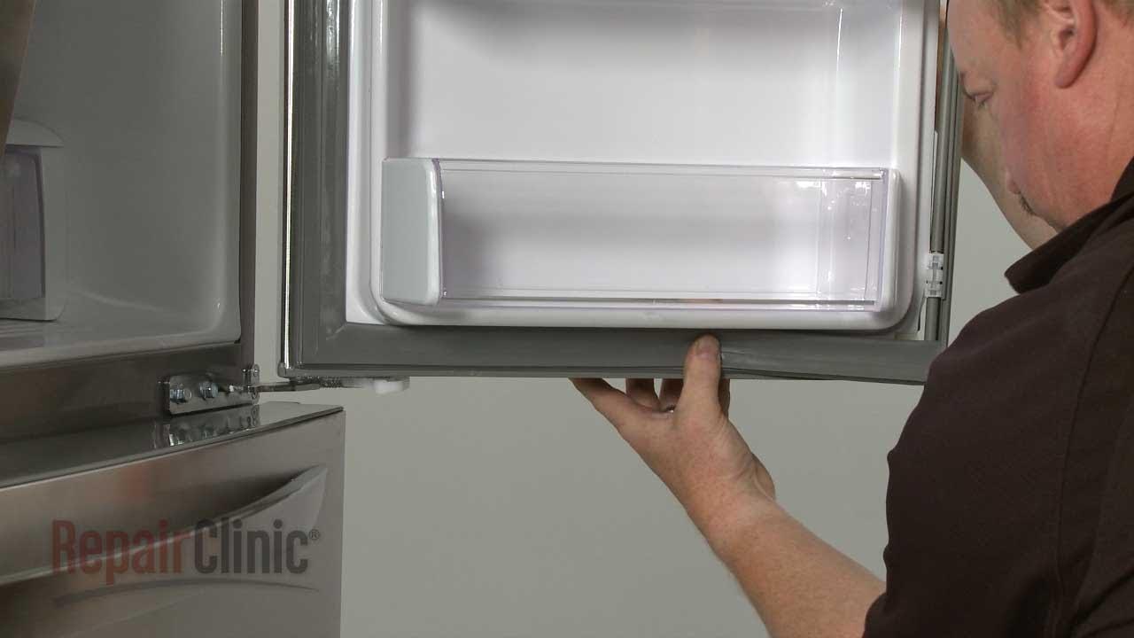 LG Refrigerator Right Door Gasket Replacement #17JJ17S