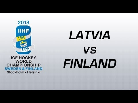 Latvia - Finland