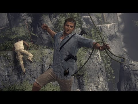 Uncharted 4: A Thief's End - All Nathan Drake's Costumes Gameplay
