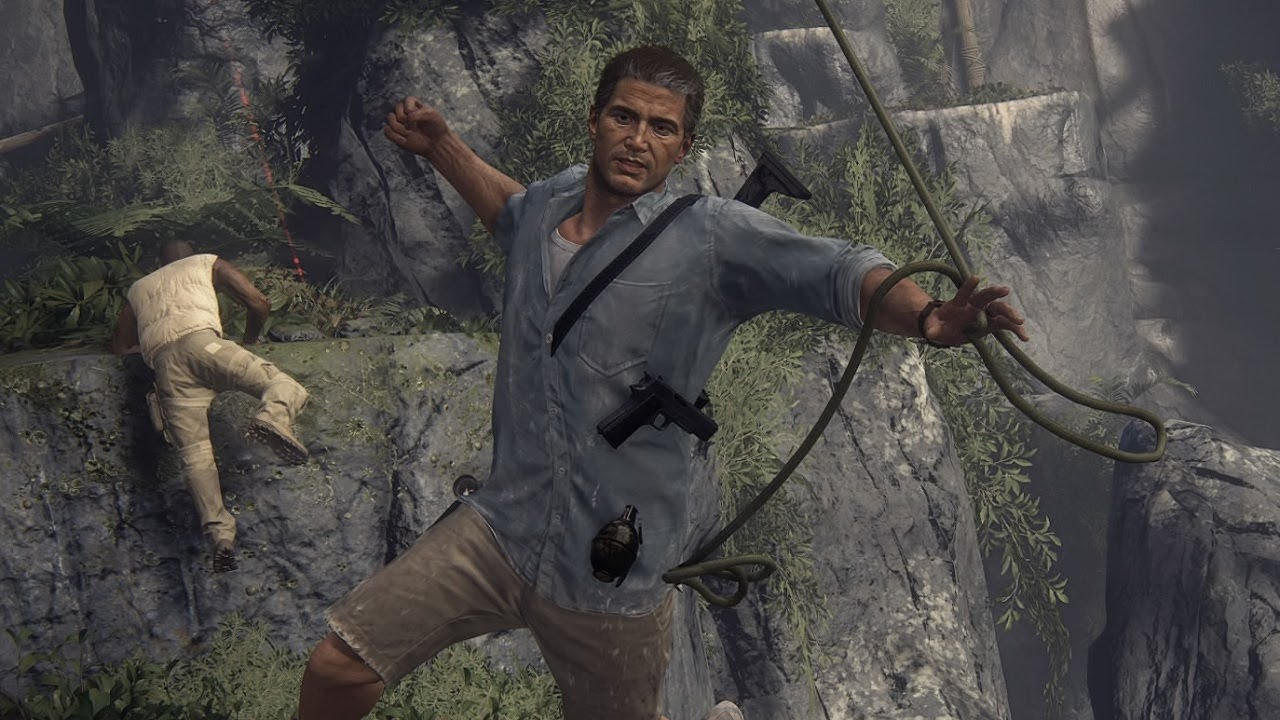 Uncharted 4 A Thief S End All Nathan Drake S Costumes Gameplay Youtube
