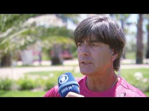 Joachim Löw ARD Interview 17/06/17