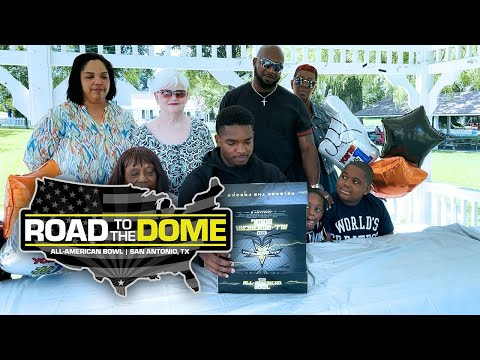 2022 All-American Bowl: Road to the Dome | Episode 2 | NBC Sports
