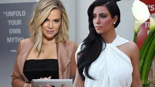 Khloe Kardashian Says She Warned Kim Against Marrying 'Loser' Kris Humphries