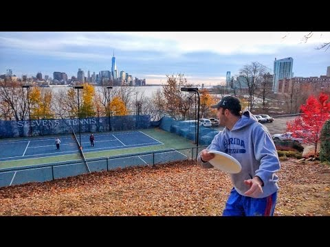 Epic Trick Shot Battle | Brodie Smith vs. MKBHD