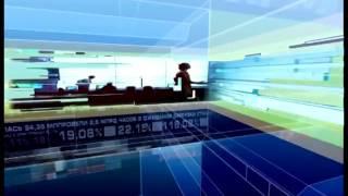 Заставка Новостей ОРТ/Первого канала (ОРТ/Первый канал, 08.10.2001-07.09.2003) Другая версия