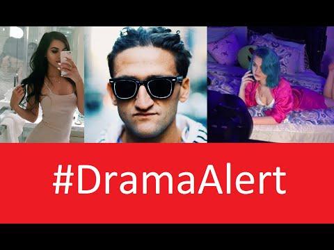 Casey Neistat FLAMED! #DramaAlert YouTuber SEX TAPE! SSSniperWolf - Bashur & Onision - PewDiePie - 동영상