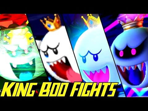 Evolution of King Boo Battles (2001-2016)