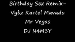 Birthday Sex Remix