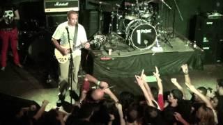 Garotos Podres - Johnny - Hangar Bar - Curitiba - Brazil - 15/4/2012