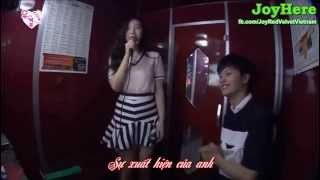 "[JoyHere][Vietsub] Red Velvet Joy sing ""Violet Fragrance"" (Full) in WGM EP.4"