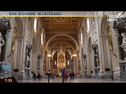 I luoghi del Giubileo: San Giovanni in Laterano
