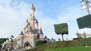 видео Путешествие в Disneyland