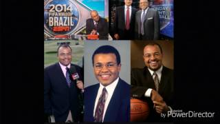 Mike Tirico Hates Being Black