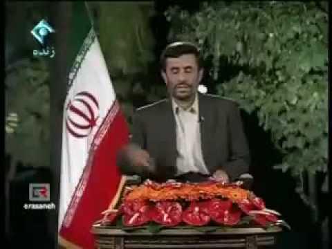 Ahmadinejad vs Obama