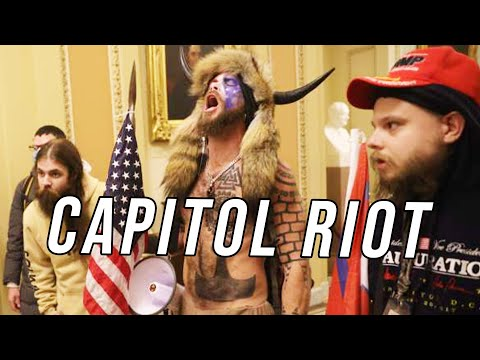 Michael Yon on U.S. Capitol Riot: ANTIFA clearly led the attack