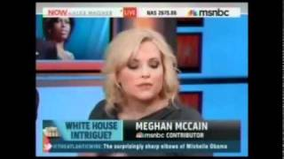 Genius Meghan McCain » Obama