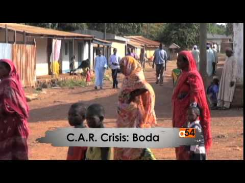 Central African Republic Muslims