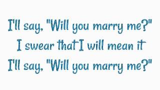 Marry Me by Jason Derulo, lyrics