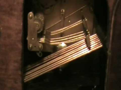 Art Deco Mantel Clock on Ebay