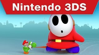 Nintendo 3DS - Play Nintendo Yoshi's New Island Commercial