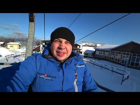БАЙКАЛЬСК 2020! Гора Соболиная. Горнолыжный курорт. Байкал