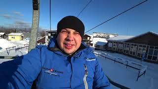 БАЙКАЛЬСК 2020 Гора Соболиная Горнолыжный курорт Байкал