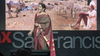 We dont need poor solutions for poor people | Chetna Sinha | TEDxSanFrancisco