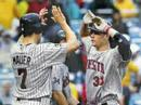 Joe Mauer and Justin Morneau Tribute