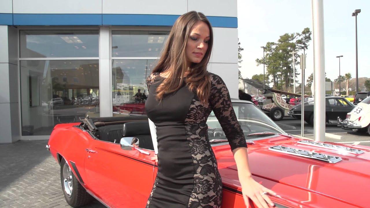 Camaro RSSS Convertible YouTube - Jud kuhn chevrolet car show