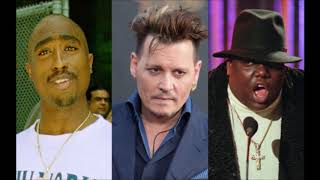 Johnny Depp's BIG And Pac Movie Shelved Right Before It's Release