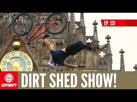 MTB World Champs Special! | The Dirt Shed Show 131