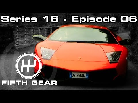 Fifth Gear: Series 16 Episode 6