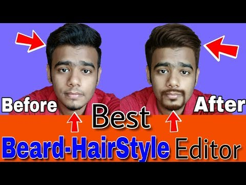 Hairstyle Beard Editor For Android Beard Photo Editor Best