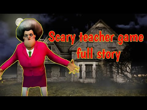 Scary teacher 3d full story/Hindi/technical YouTuber
