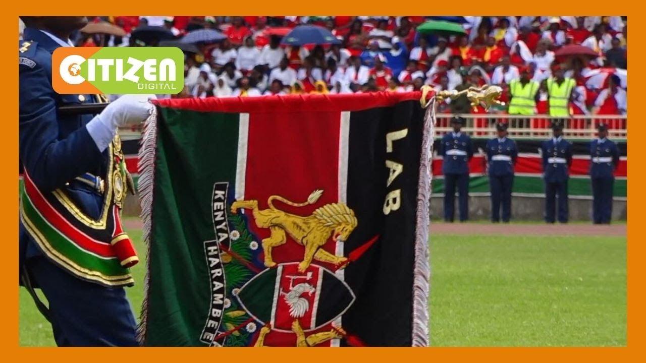 Download Wanajeshi wanahewa wa kituo cha Laikipia watumbuiza umma