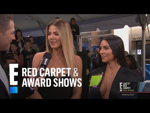 "Kim & Khloe Kardashian Reflect on 10 Years of ""Kardashians"" 