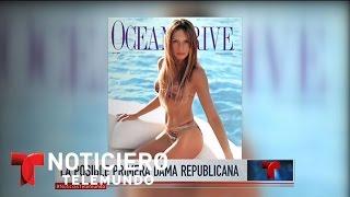 ¿Quién es Melania Trump, la posible primera dama republicana ? | Noticiero | Noticias Telemundo