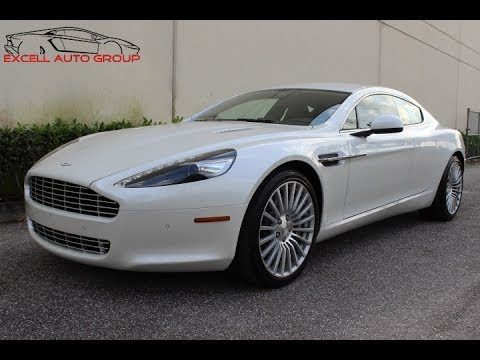 2012 Aston Martin Rapide Virtual Test Drive Youtube