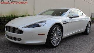 2012 Aston Martin Rapide: Virtual Test Drive